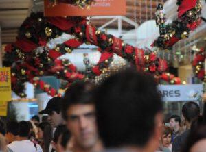 Caída del 3% en las ventas navideñas