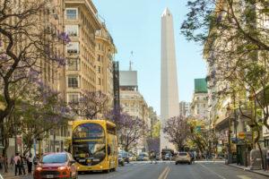 Destinos turísticos: Buenos Aires es la ciudad más visitada de Sudamérica