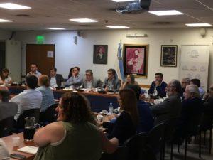 El interbloque JxC adelantó su rechazo a la Ley Ómnibus del Gobierno albertista