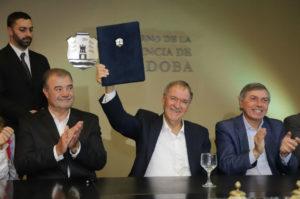 Torres, Accastello, López y Cardozo, los nuevos nombres del Gabinete de Schiaretti