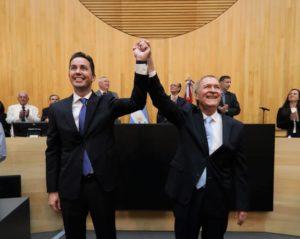 Schiaretti: «Queremos que a nuestra amada patria le vaya bien»