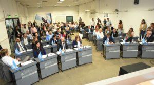 El Concejo ratificó por amplia mayoría el convenio de traspaso del agua rubricado por Schiaretti y Llaryora
