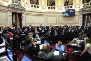 Con 41 votos a favor, y 23 en contra, el Senado convirtió en ley el megaproyecto de multi emergencias del Gobierno
