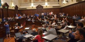 La Legislatura mendocina derogó la polémica ley 9.209 que habilitaba el uso de químicos en la minería