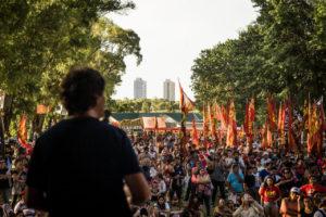 El PO renovó su defensa por «los reclamos populares y la independencia política de los trabajadores»