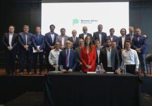 En su rendición de cuentas, Vidal dijo que el Fondo del Conurbano se actualizará por inflación