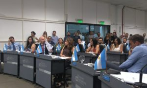 Concejo: Jefe de la bancada oficialista reafirmó la necesidad de la emergencia económica