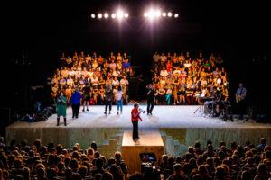 Catorce producciones internacionales se presentarán en el FIBA