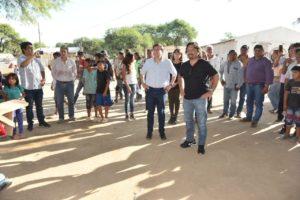 Arroyo estuvo en Salta, tras conocerse la muerte de otro niño por desnutrición