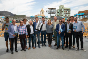 La Provincia ratificó su apoyo al Festival Nacional de Folklore