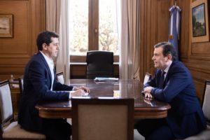Con Zamora, Wado de Pedro completó la ronda de reuniones con todos los gobernadores