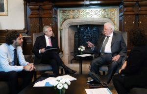 El presidente analizó la situación de la Argentina frente al avance del coronavirus en el mundo