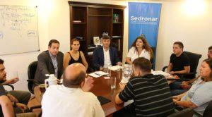 El Sedronar y el municipio articulan acciones junto a organizaciones sociales para el abordaje de las adicciones