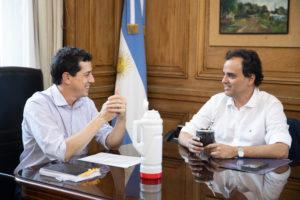 Fuerte señal política de De Pedro a Llamosas por gestión en Río Cuarto