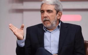 Pichetto se refirió al nombramiento de Aníbal Fernández