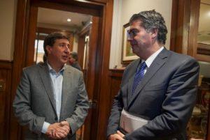 Capitanich y Arroyo presentan en Chaco el Plan Nacional Argentina contra el Hambre