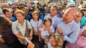 Bullrich acusó al Gobierno de una «intromisión brutal» en la causa de la muerte de Nisman