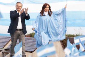 CFK vuelve a ejercer la presidencia de la Nación por el viaje de Alberto F. a Israel