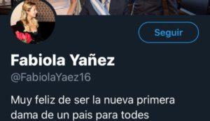 Alberto F. acusó al macrismo por las operaciones en contra Fabiola Yáñez en Twitter