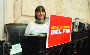 La Izquierda rechaza «el acuerdo entre el Gobierno y el macrismo para pagar la deuda»