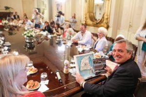 El presidente señaló que en la Argentina no hay «presos políticos» sino «detenidos arbitrarios»