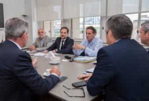 Deuda por obras: Katopodis habló de la pesada «herencia» de Macri