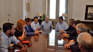 «Es difícil votar en contra», dijo Cornejo acerca del proyecto sobre la deuda