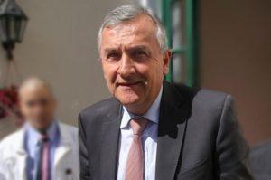 Morales se reúne con Wado para «coordinar» visita de Alberto Fernández a Jujuy
