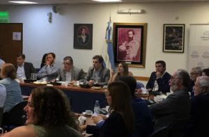 Diputados de JxC piden que el Gobierno albertista reafirme la pertenencia al Grupo de Lima
