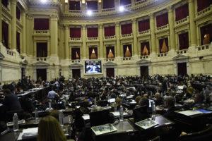 Funcionarios albertistas van al Congreso para explicar proyecto de la deuda