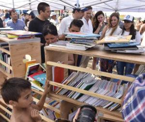 """La gira de verano del """"Plan Nacional de Lecturas"""" está en marcha"""