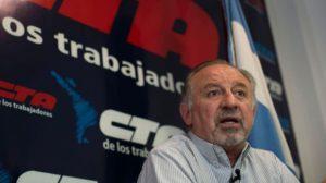 Privados: el aumento salarial por decreto,»marca un cambio de época», afirmó Yasky