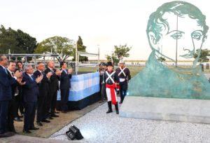 En Rosario, Alberto F. se comprometió a dar batalla al crimen organizado