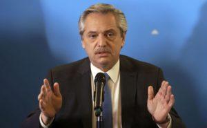 Alberto F. celebró que el FMI «reconozca la posición argentina» sobre que la deuda «no es sostenible»