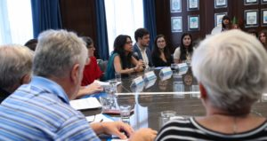 Resaltan la importancia de trabajar con las asociaciones de consumidores «para cuidar el bolsillo de los argentinos»