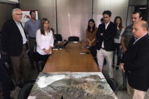 Continúan las reuniones con empresas mineras que operan en Salta