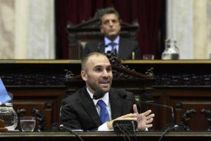 En Diputados, Guzmán afirmó que el FMI también es responsable de la crisis