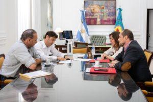 Ante Kicillof, Frederic y Berni limaron asperezas en una reunión para coordinar políticas de seguridad