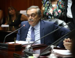 «No veo la figura de presos políticos», dijo el nuevo presidente del Consejo de la Magistratura