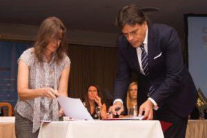 Córdoba y Nación rubricaron acuerdos en materia de seguridad