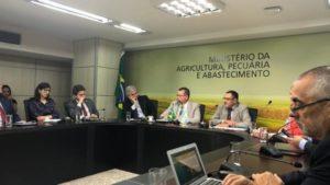Acuerdo con Brasil para exportarle genética bovina