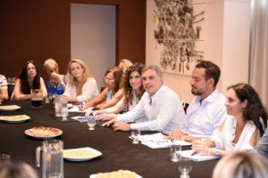 Mesa inter-secretarial para diseñar políticas de género en el municipio