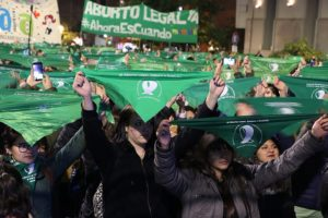 """En la previa del Pañuelazo #19F, la Izquierda advierte: """"nuestro proyecto es el que defendimos en las calles"""""""