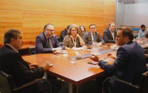 Cabandié, Kulfas y Salvarezza, por una agenda común de desarrollo sostenible