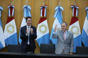 Calvo celebró el anuncio del gobernador de avanzar en la Ley de Economía del Conocimiento
