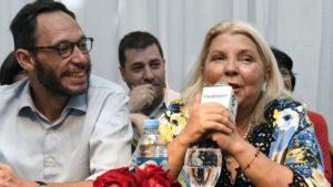 Carrió acusó a CFK de querer dar «un golpe» al Poder Judicial para garantizar «impunidad»