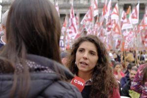 """Desde la Izquierda criticaron el apoyo que recibió Fernández en Europa para «pagar el fraude de la deuda"""""""