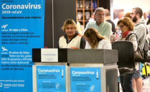 Nuevas acciones en los vuelos directos desde Italia ante el coronavirus