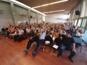 Docentes cordobeses arrancan las clases con asambleas, ante la falta de «una propuesta salarial digna»