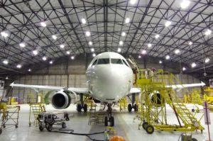 FAdeA SA obtuvo la certificación para intervenir aviones comerciales Airbus 320 de Brasil